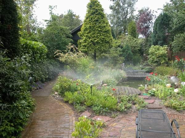 beregening tuin